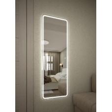 Зеркало Loren LED 455х1350 с многоцветной подсветкой (пульт управления) ЗЛП445