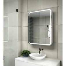 Зеркало-шкаф Elliot LED 600х800 Правый с сенсором ЗЛП957