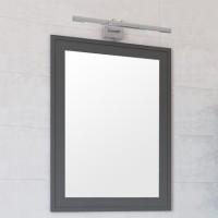 Зеркало SANFLOR  Модена 75 (Серый) 760х21х850