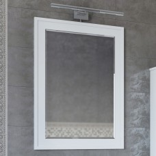 Зеркало SANFLOR  Модена 75 (Белый)