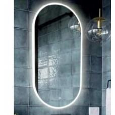 Зеркало Delight LED 550х1000 с сенсором ЗЛП458