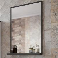 Зеркало SANFLOR Норд 60 (Белый) 558х850х150